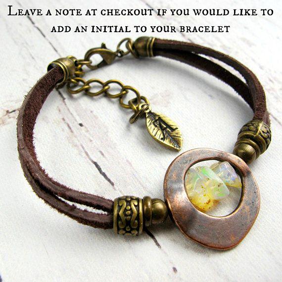 Boho Birthstone Bracelets-Gemstone Bracelets For Women-Birthday Gift for Her-Boho Bracelets-Bohemian Bracelets-Genuine Gemstone Bracelets $39.99+