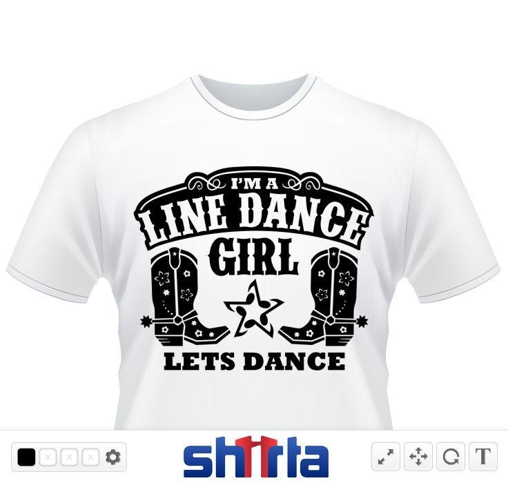 Line Dance Sprüche