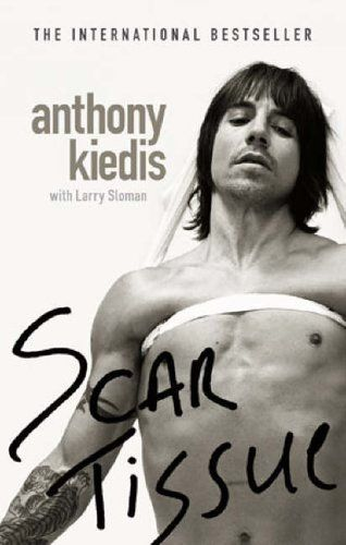 Scar Tissue: Worth Reading, Scars Tissue, Books Worth, Rocks Stars, Rocks Music, Hot Chilis Peppers, Music Books, Good Books, Anthony Kiedis