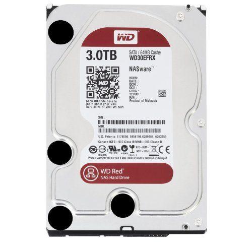 WD Red Desktop WD30EFRX Disque dur interne 3.5'' SATA III IntelliPower Mémoire cache 64Mo 3 To 5400 tours par minute Western Digital http://www.amazon.fr/dp/B008JJLW4M/ref=cm_sw_r_pi_dp_3qlvub0T8GCES