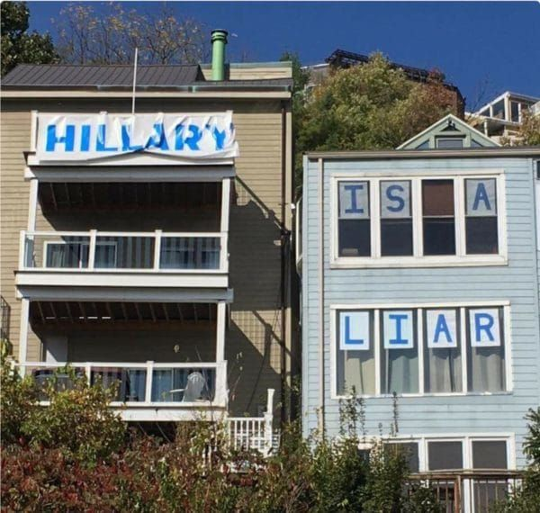 You'll love this HUGE addition to a Kil liar y sign! NEIGHBORS DIDN'T LIKE Kil liar y Sign So They Added To It…Awesome!