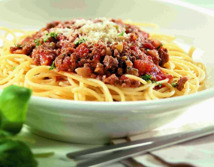 Spaghetti bolognese, Recipe & How To Prepare. | Cooking Galaxy
