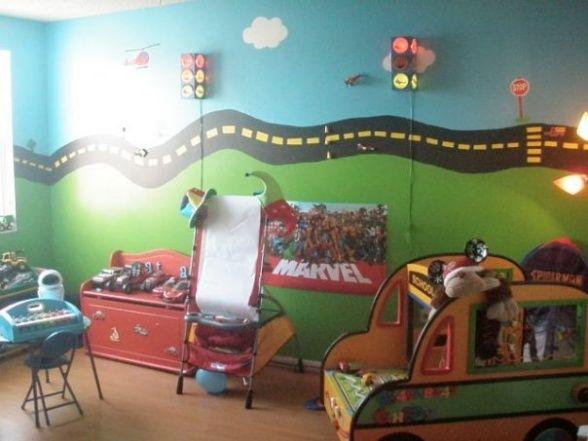 Fun   Active Playroom   Boys  Room Designs   Decorating Ideas   HGTV Rate My. 45 best Cars bedroom images on Pinterest   Car bedroom  Bedroom