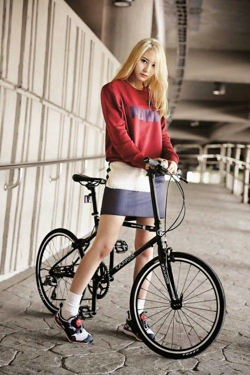 Krystal Jung - Puma Fall/Winter 2014
