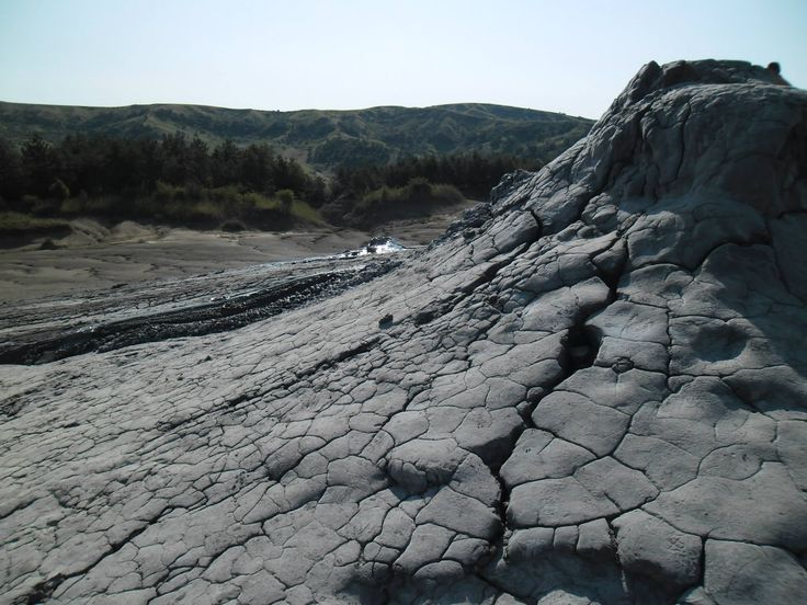 Buzau - Mud Volcanoes