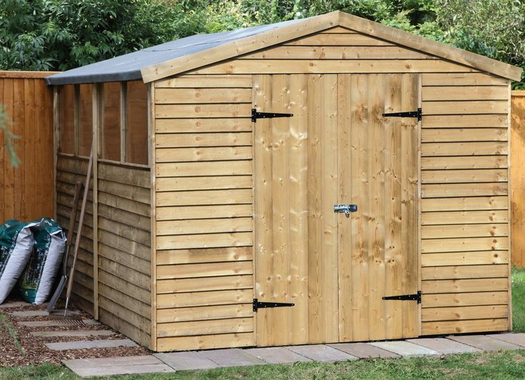 how to build arrow shed foundation