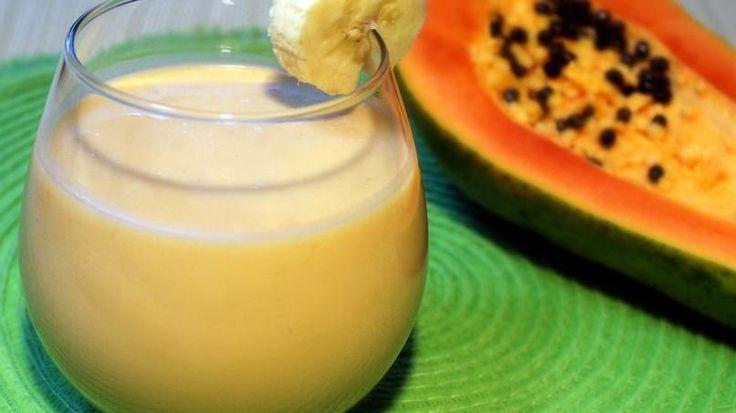 Jeannette Quiñones Combate el calor con estos refrescantes smoothies o batidos de frutas. Ya sea para la merienda de los peques o los más adultos de la familia, ¡estoy segura que les encantarán!  Este es mi combinación favorita, pero puedes combinar varias frutas y sabores que más te apetezcan.