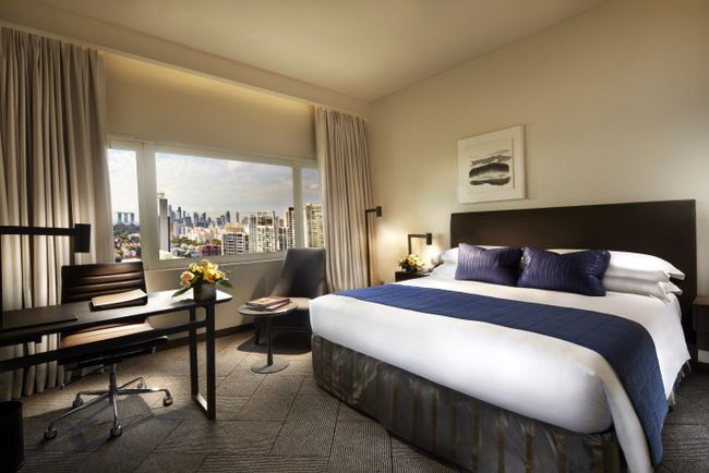 50% off Premier and Suites at Mandarin Orchard Singapore for weekends in March and April 2015 if you book before 7 March 2015.