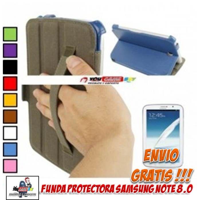 9 best fundas samsung galaxy note 8 0 fundas protectoras - Funda protectora tablet ...