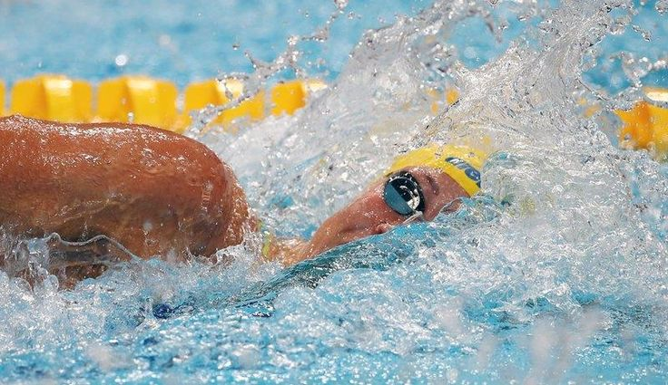 BUDAPEST (Reuters) – Sweden's Sarah Sjostrom failed to break the 52-second mark forthe second time at the world championships but still qualified fastest in the women's 100 metres freestyle heats on Thursday.  The 23-year-old smashed the world record in Sweden's leadoff... - #100M, #Eases, #Freestyle, #Semis, #Sjostrom, #Sports, #Swimming