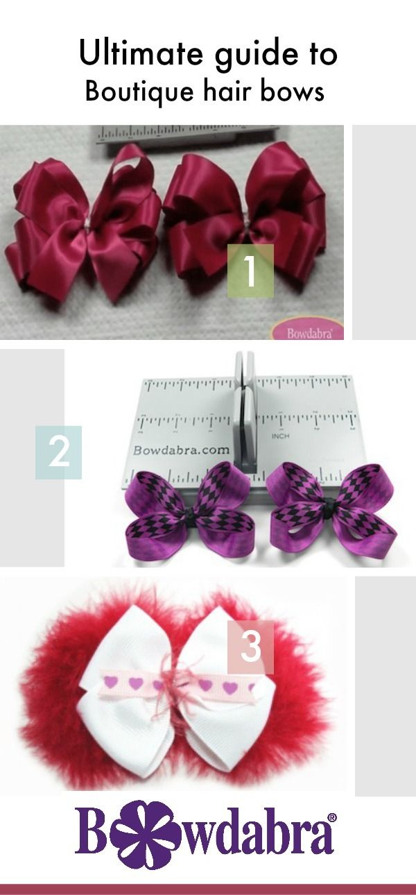 The Ultimate Guide To Beautiful Bowdabra Boutique Hair Bows Boutique Hair Bows Hair Bow Tutorial Hair Bows