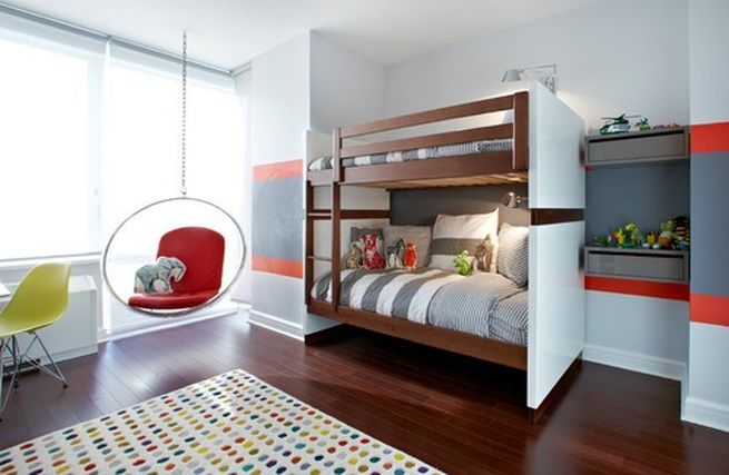 Innovative and Unique Bunk Beds for Boys : Custom Bunk Beds For Boys