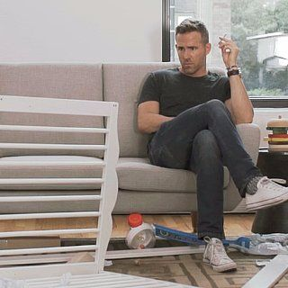 Watch Ryan Reynolds Put Together an Ikea Crib Like a Boss: Many a dad-to-be has brought home a box of crib parts with the fatherly intention of putting it together for his child.