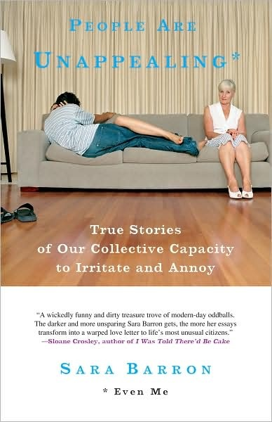 .: Worth Reading, Book Worth, People Are Unapp, Words Bookstores, Sara Barron, Book Ebook, Book Covers, Reading Lists, True Stories