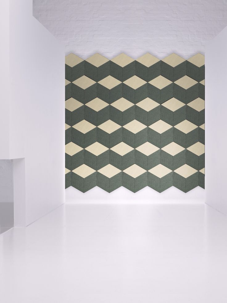 Fazett - Flexible wall sound absorbing system for Swedish brand zilenzio.se New color and shapes to be launched at the upcoming Stockholm Furniture Fair (4-8 Feb.) #2014sff #2014sdw #zilenzio #fazett