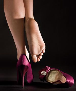 Relieve Your Sore Feet in 15 Minutes | Four quick and easy routines to soothe your soles.