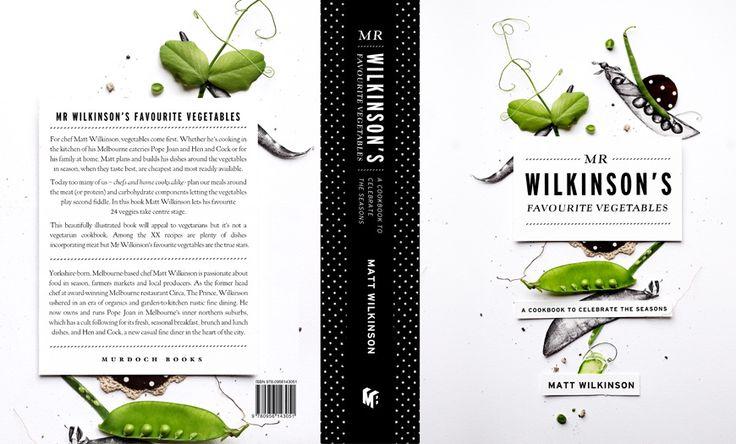 Book - Mr Wilkinsons Favourite Vegetables