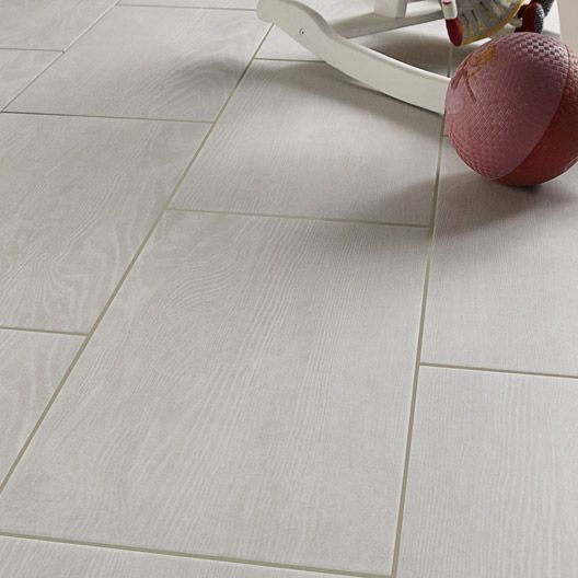 Carrelage int rieur tropic en gr s c rame maill blanc for Carrelage 30 60