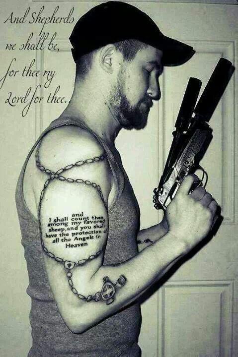 Boondock saints tattoo