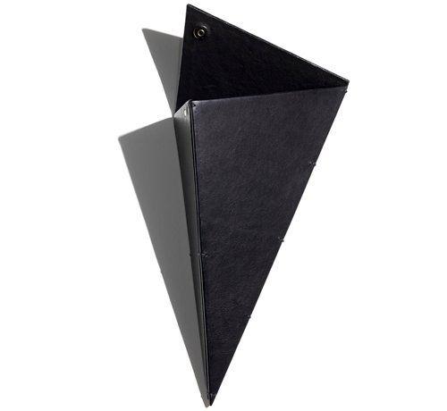 persephoni leather clutch