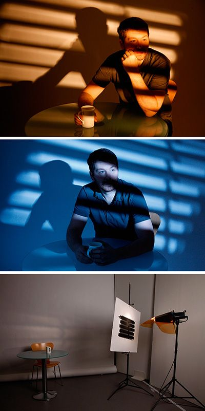 how to use lighting gels