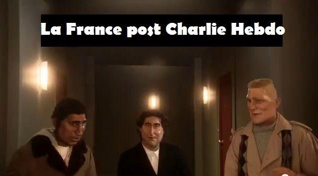 Homme recherche charlie hebdo