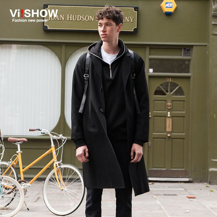Long Trench Coat Men Single Breasted Pea Coats Men Casual Black Long Jacket Men Fashion Coat Men Overcoat | $ 125.51 | Item is FREE Shipping Worldwide! | Damialeon | Check out our website www.damialeon.com for the latest SS17 collections at the lowest prices than the high street | FREE Shipping Worldwide for all items! | Buy one here http://www.damialeon.com/viishow-long-trench-coat-men-single-breasted-pea-coats-men-casual-black-long-jacket-men-fashion-coat-men-overcoat-fc14063…