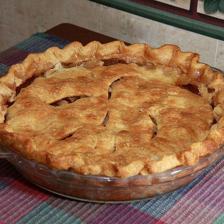 Nostalgic Apple Pie