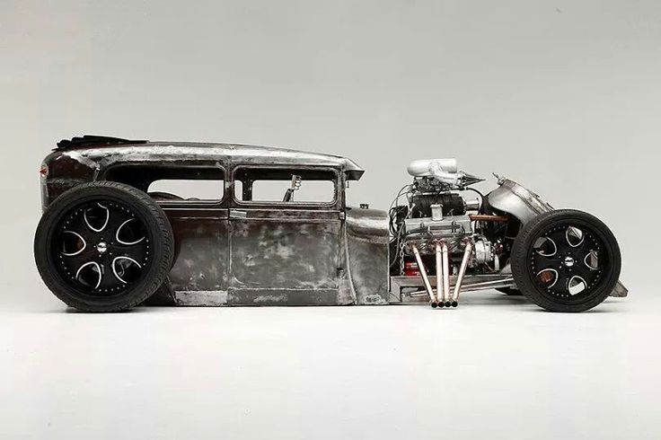 Radical ☠ Rat Rod