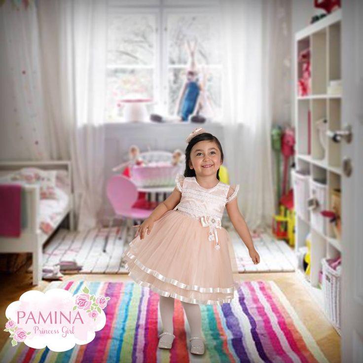 Pamina kızları her zaman şık olmak ister :)  Pamina princess always want to be chic...   #Girl #clothes #kidswear #fashion #kids #chic