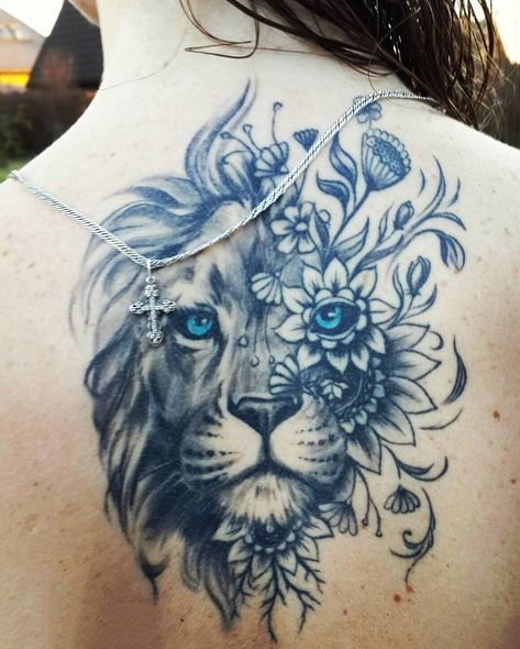 40+ STUNNING LION TATTOOS THAT MAY JUST CHANGE YOUR LIFE – Page 21 of 44