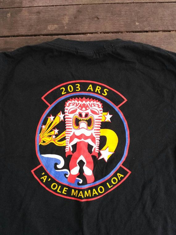 Check out this item in my Etsy shop https://www.etsy.com/uk/listing/506388543/a-ole-mamao-loa-hawaii-tshirt-vintage