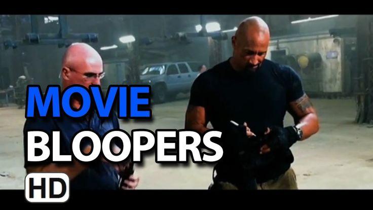 Fast Five (2011) Bloopers Gag Reel - YouTube