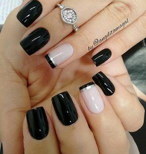 Negro elegante