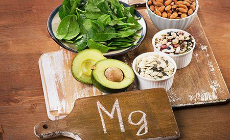 Magnesium natürlich zuführen (Hyperhidrose):