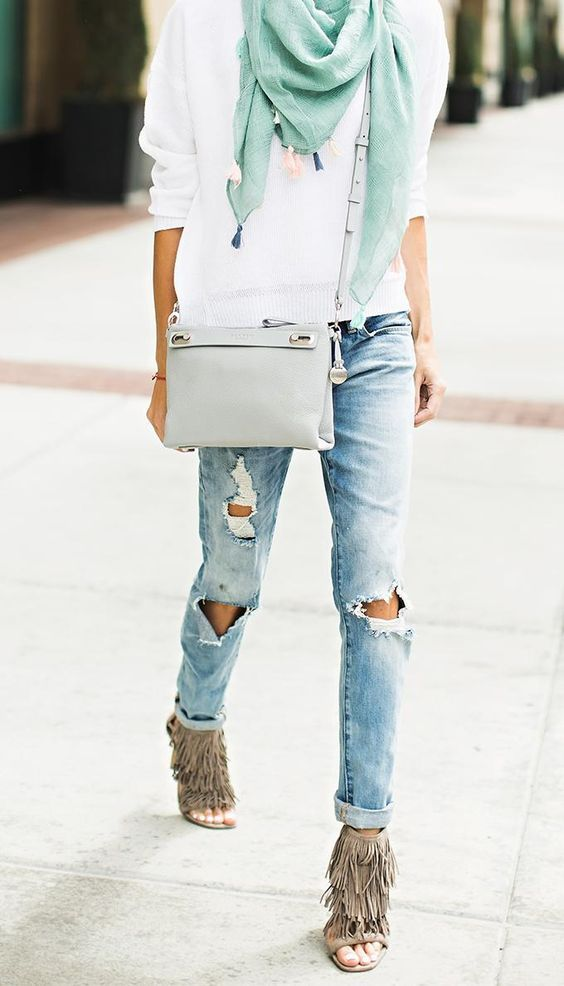 Casual Summer Fashion Style. Very Light and Fresh Look. – Luxe Fashion New…