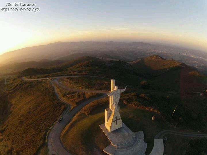 Monte Naranco, Oviedo - Foto de Daniel Rodríguez