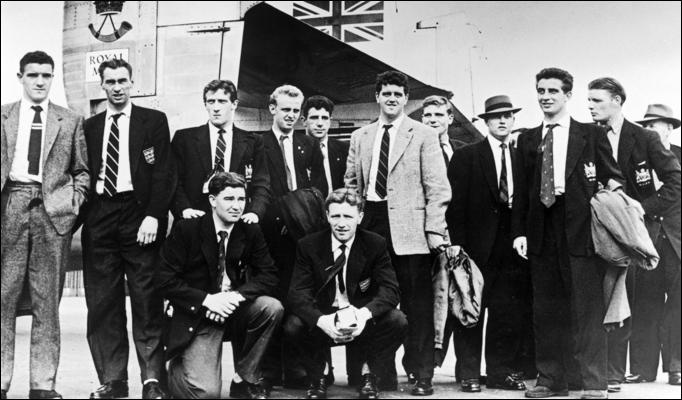February 6, 1958: Busby Babes killed in Munich air disaster
