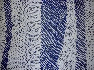 Tiwi Island Art. Fabric