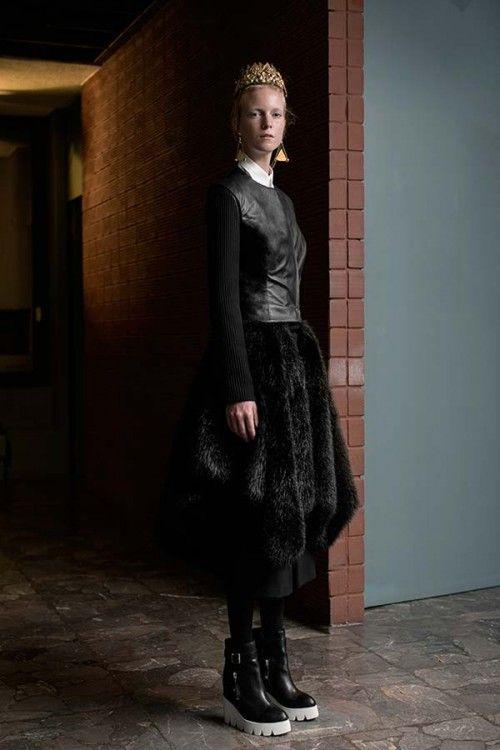 Stelios Koudounaris AW14 Woman Collection - The Greek Foundation