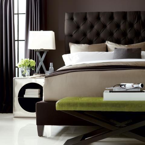 Porter Upholstered King Bed - Bernhardt Furniture