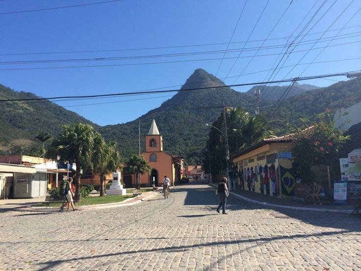 Centro cívico de Isla Grande