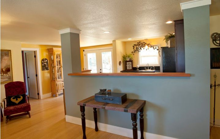 Lovely Interior Designer Remodels Double Wide Part 2 Designers .