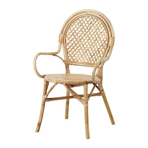 ÄLMSTA Chair IKEA Each piece of furniture is unique as it is handmade. Furniture made of natural fiber is lightweight but also sturdy and durable.