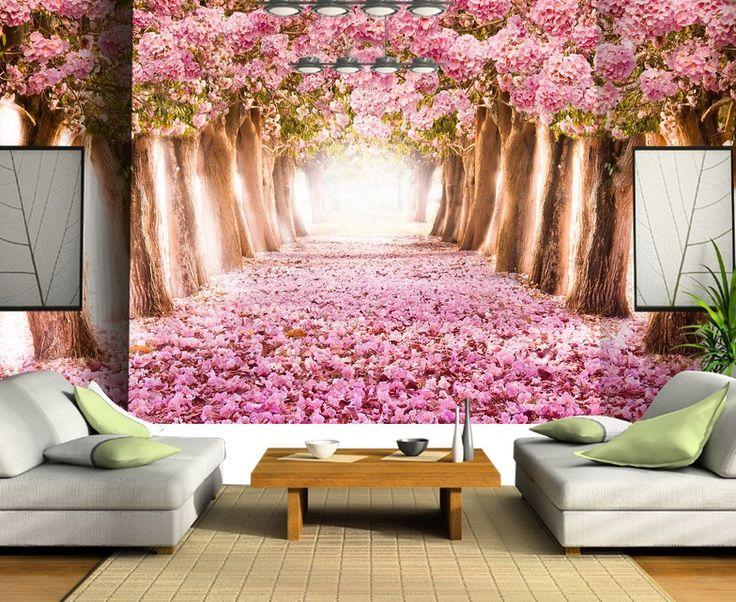 3D Ağaç Duvar Kağıdı  #3Boyutlu #Ağaç #Duvarkağıdı
