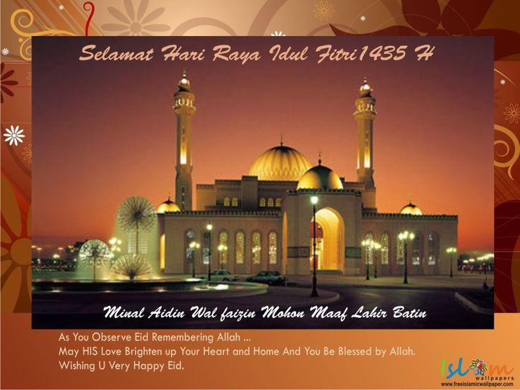 Selamat Idul Fitri 2014 1435h