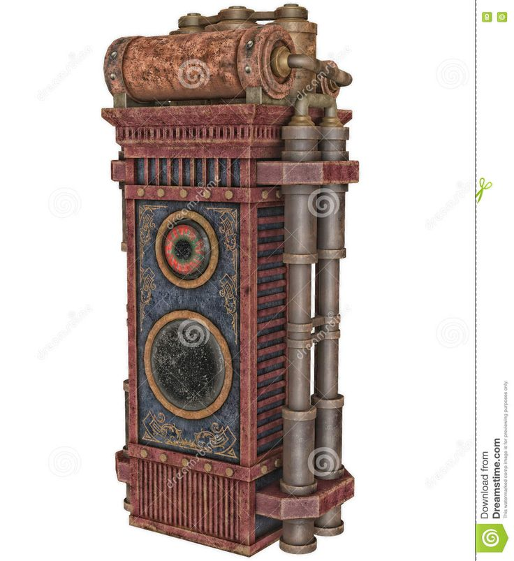 Steampunk Machine - Download From Over 48 Million High Quality Stock Photos, Images, Vectors. Sign up for FREE today. Image: 78792450