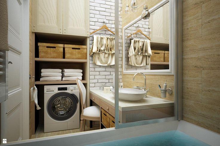 azienka styl eklektyczny zdj cie od forma pracownia architektury wn trz i krajobrazu. Black Bedroom Furniture Sets. Home Design Ideas