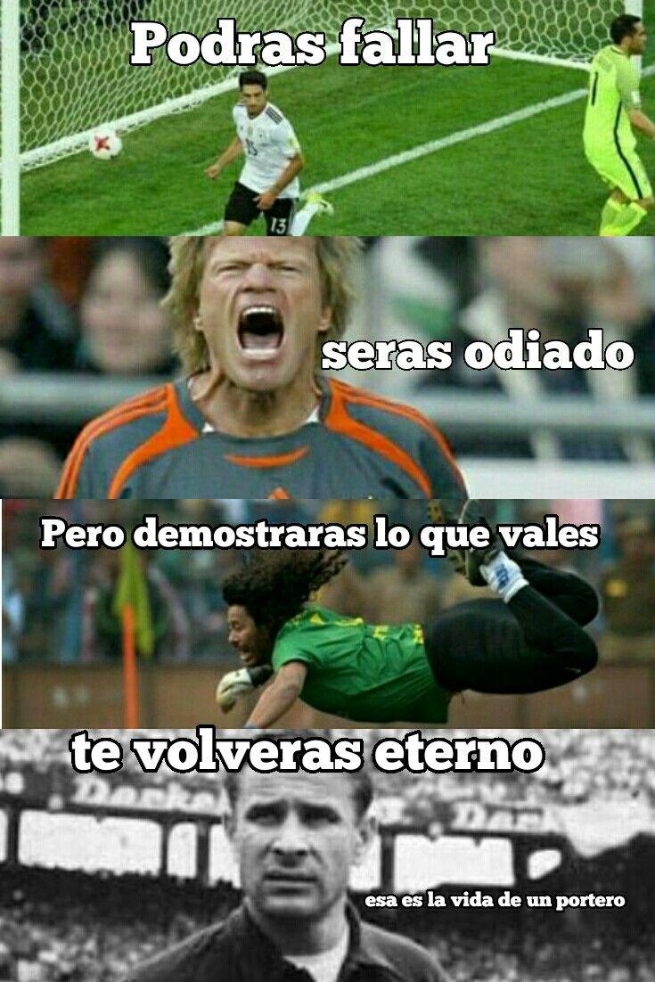 #Porteros #Arqueros #Kahn #Yashin #Higuita #Bravo #Futbol