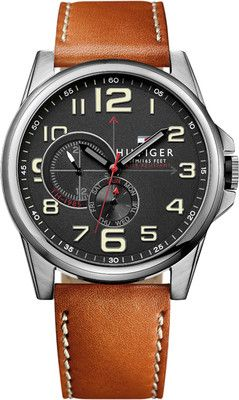 Tommy Hilfiger Fredk Analog Watch - For Men - Buy Tommy Hilfiger Fredk Analog Watch - For Men TH1791004J Online at Best Prices in India | Flipkart.com
